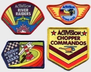 Patches da Activision para o Atari