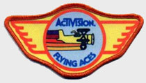 Patch da Activision para o Atari 2600 - Flying Aces