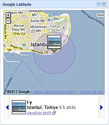 Google Latitude - AntonioBorba.com