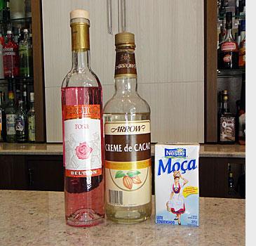 Rosolium - Cacao - Leite Condensado - Cocktail Medusa - AntonioBorba.com