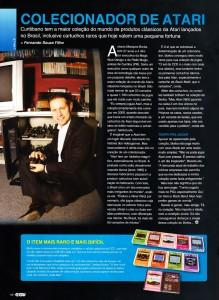 Revista EGW - Coleção Atari AntonioBorba.com