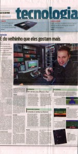 Gazeta do Povo - Coleção Atari Antonio Borba