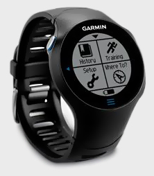 GPS Garmin Forerunner 610 - AntonioBorba.com