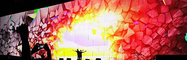 The Wall com Novos Efeitos - AntonioBorba.com