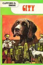 Clifford D. Simak City - Ficção e Reflexão - AntonioBorba.com