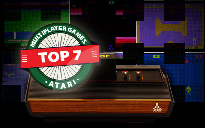 Atari Top 7 Multiplayer Games - AntonioBorba.com