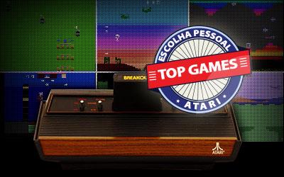 Atari Top Games – Minha Escolha Pessoal - AntonioBorba.com