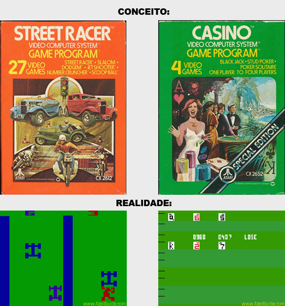 Atari: Conceito x Realidade - AntonioBorba.com