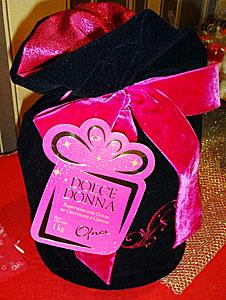 Dolce Donna e sua linda embalagem para presente - AntonioBorba.com