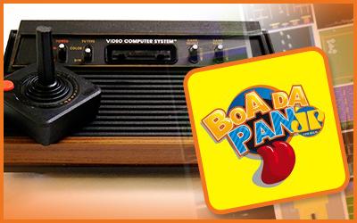 Boa da Pan - Entrevista Sobre Atari - AntonioBorba.com