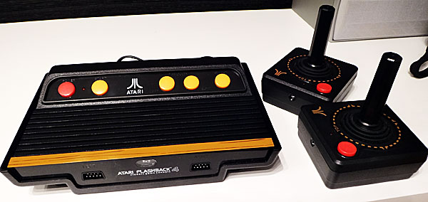 Atari Flashback 4 + Controles Wireless - AntonioBorba.com