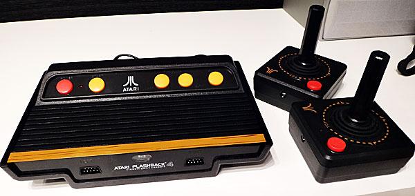 Atari Flashback 4 + Controles Wireless - AntonioBorba.com