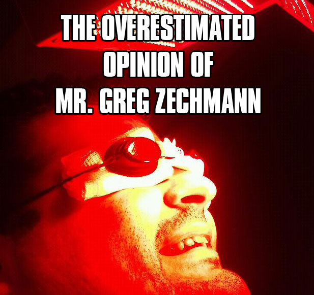 The Overestimated Opinion of Mr. Greg Zechmann - AntonioBorba.com