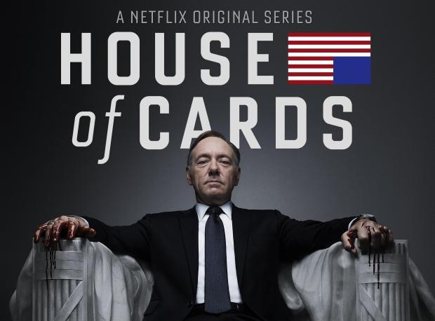 Netflix House of Cards - Primeira de uma Revolução - AntonioBorba.com