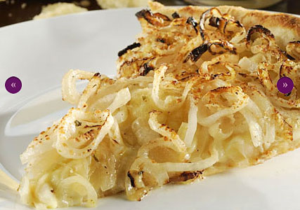 Fugazzeta - Deliciosa pizza argentina (as setas é porque copiei do site). AntonioBorba.com
