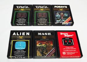 Jogos Atari 2600 à Venda: marca 20th Century Fox