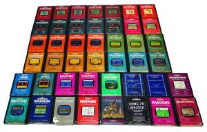 Jogos Atari 2600 à Venda: marca Activision