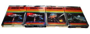 Jogos Atari Completos na Caixa: Marca Imagic