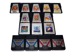Jogos Atari 2600 à Venda: marcas Parker Brothers, Spectravision e Data Age