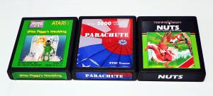 Jogos Atari 2600 à Venda: Protótipos e Reproduções