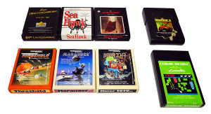 Jogos Atari 2600 à Venda: Tigervision e outras marcas