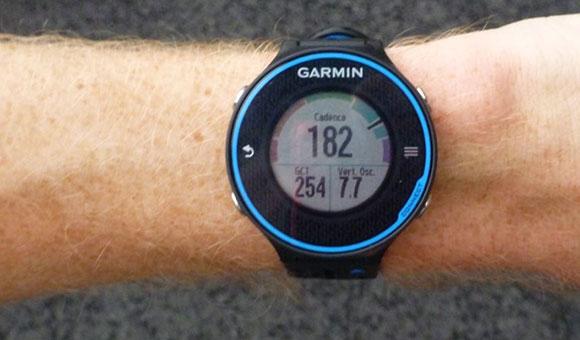 Garmin FR620 - Métricas HRM-Run - AntonioBorba.com
