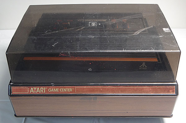 Atari - Lote Familiar - Atari Games Center - AntonioBorba.com