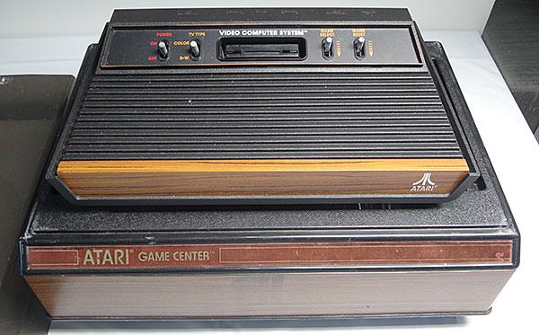 Atari - Lote Familiar - Atari Frente de Madeira - AntonioBorba.com