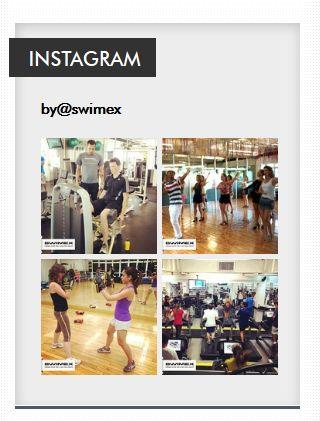 Instagram da Swimex - A Forma Certa - AntonioBorba.com