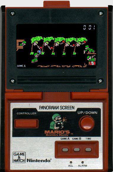 Mario's Bombs Away Panorama Screen Series - AntonioBorba.com