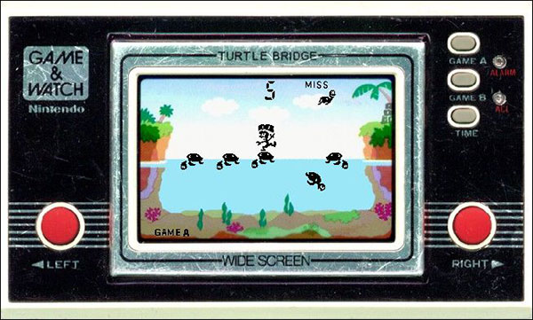 Turtle Bridge Wide Screen Series - AntonioBorba.com
