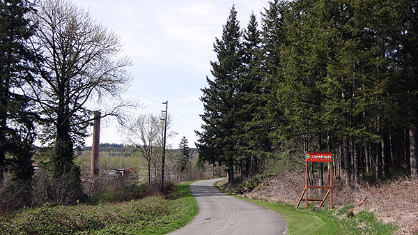 Twin Peaks - Sheriff's Station e Packard Sawmill - AntonioBorba.com