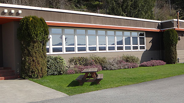 Twin Peaks Sheriff's Station - Sala de Interrogatório - AntonioBorba.com
