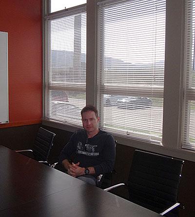 Twin Peaks Sheriff's Department - Sala de Interrogatório - AntonioBorba.com