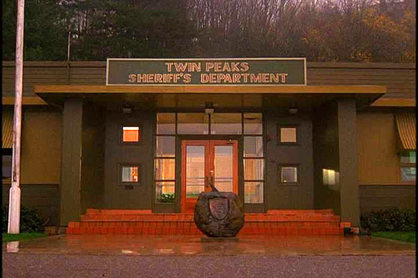 Twin Peaks - Sheriff's Department - Original da Série - AntonioBorba.com