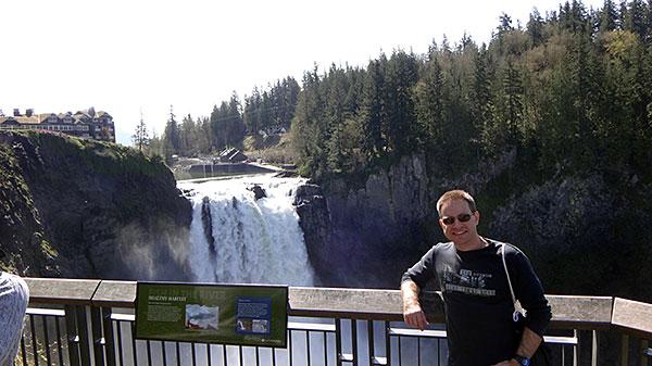 Snoqualmie Falls - The Real Twin Peaks - AntonioBorba.com