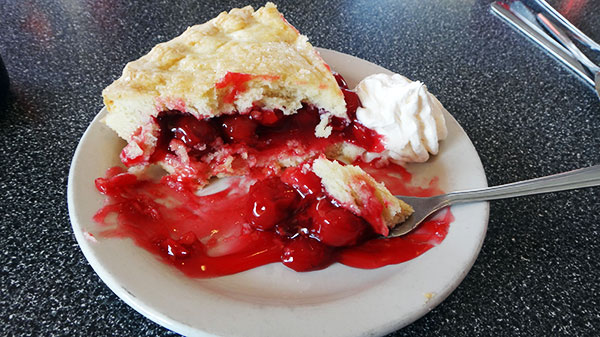 Cherry Pie - Double R Diner - AntonioBorba.com