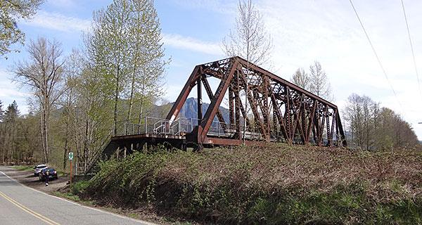 Twin Peaks - Ronette's Bridge - acesso - AntonioBorba.com