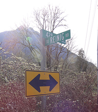 Twin Peaks Sign Spot - Reinig Road - AntonioBorba.com