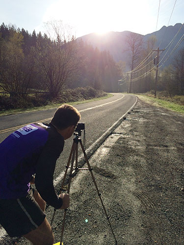 Twin Peaks Sign Spot - A busca pelo ponto exato...