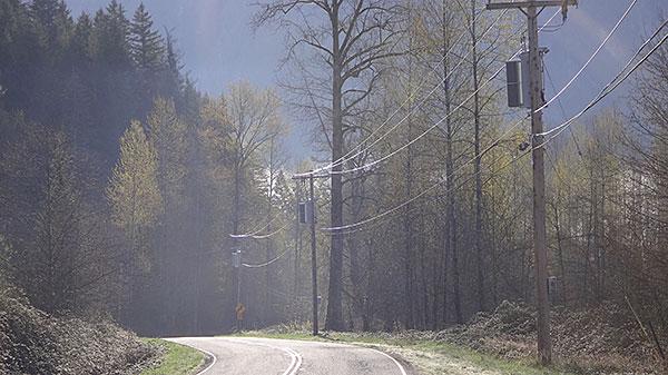 Twin Peaks Sign Spot - Macete para identificar a curva - AntonioBorba.com