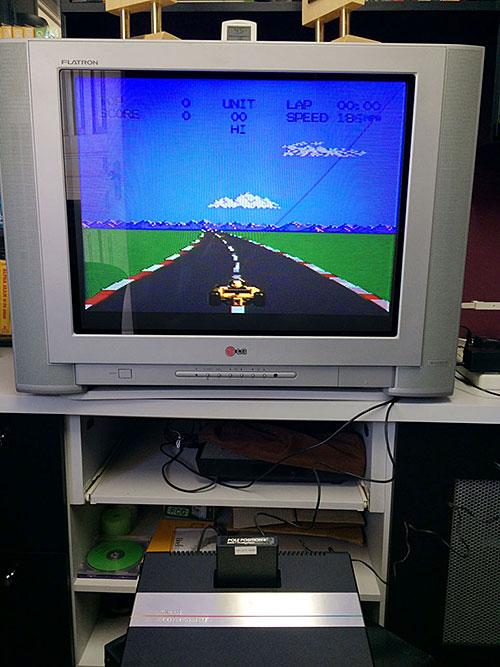 Atari 7800 - Teste de Funcionamento - AntonioBorba.com