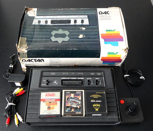 Atari Dactar à Venda - AntonioBorba.com