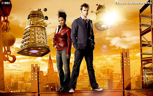 Doctor Who - 3ª Temporada - AntonioBorba.com