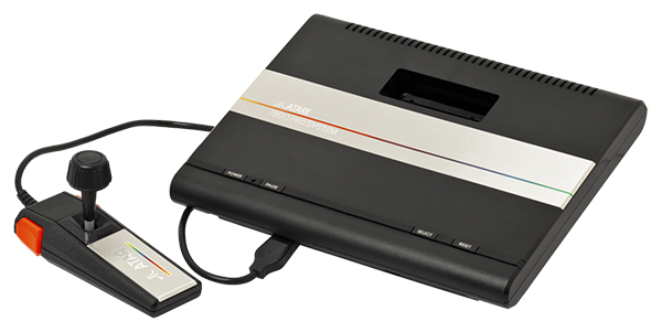 Atari 7800 - AntonioBorba.com