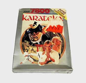 Atari 7800: Karateka - AntonioBorba.com