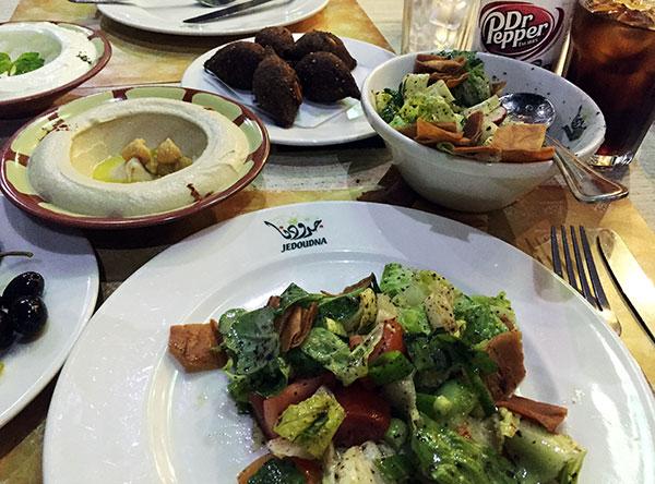 Fatoush, Hommus e Kibbeh - Iguarias da Culinária Libanesa Legítima - Antonio Borba