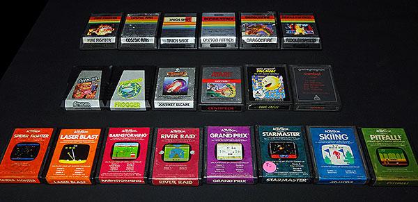 Atari Supergame VG-2800 CCE: Lote à Venda - Antonio Borba