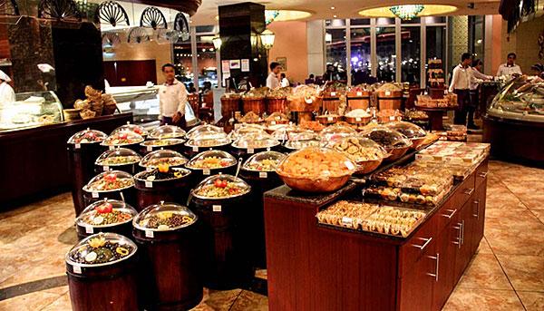 Wafi Gourmet - Culinária Libanesa da Melhor Qualidade em Dubai - Antonio Borba