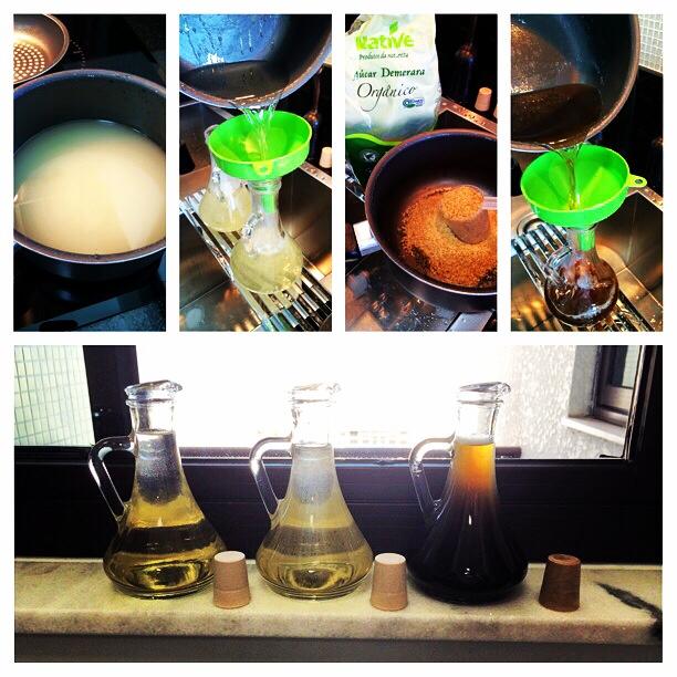 Preparação do Sugar Syrup - Açúcar Refinado e Versão Demerara - Antonio Borba